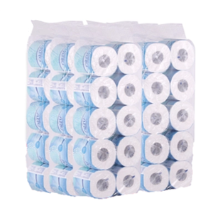 Wholesale branded biodegradable hemp toilets paper roll tissue