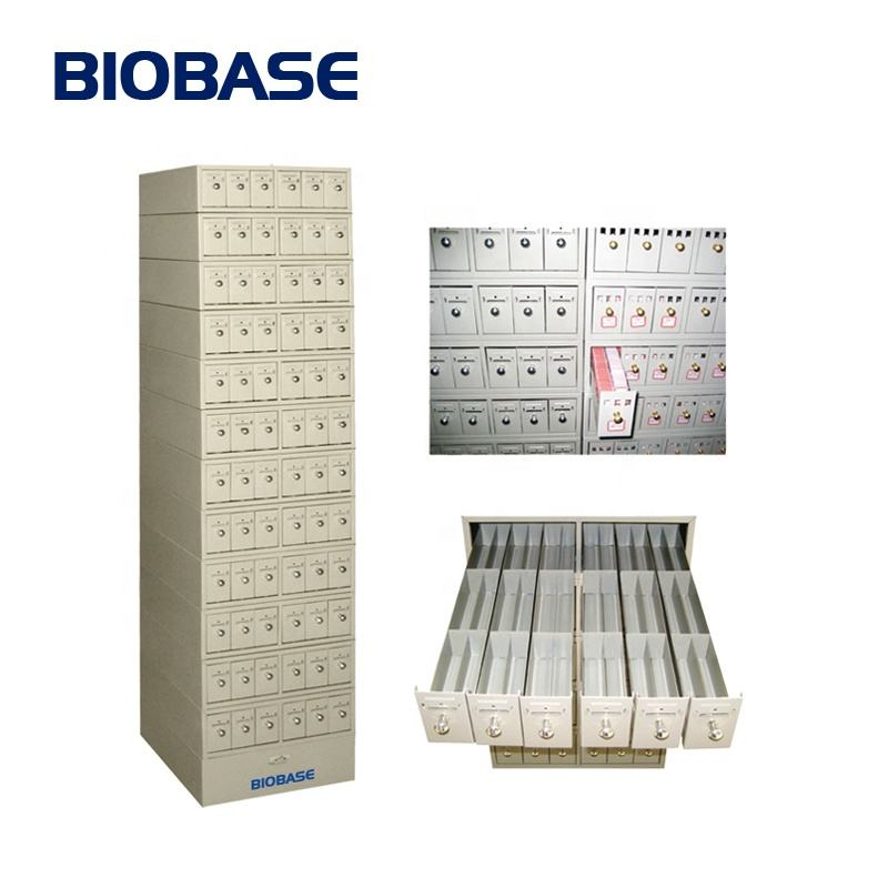 Biobase Slides Cabinet Laboratory Equipment Storage Samples Cabinet Cheap Price
