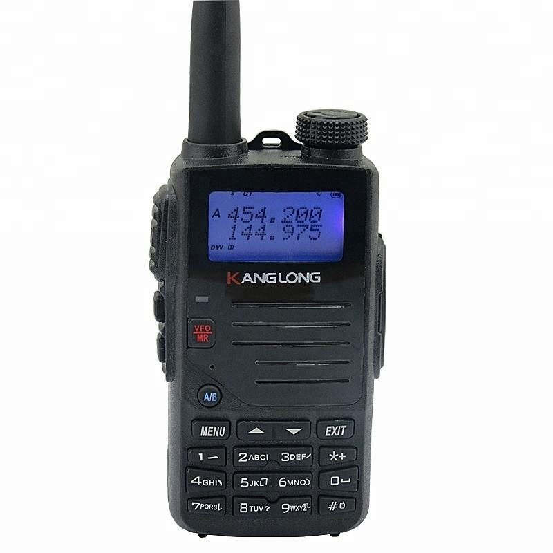 3 Sekunden Schnell scanfrequenz Handheld Two Way dual band walkie-talkie radio <span class=keywords><strong>vhf</strong></span> uhf