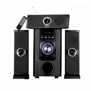 Home Theater Sound System, Speaker Multimedia BT FM SD USB