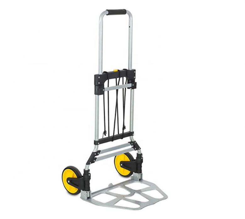 150kg PREMIUM PORTABLE UTILITY AND MOVING CART Rolling collapsible dolly