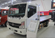 China good quality Dongfeng 3300mm wheel base 95HP cargo box truck 4*2 RHD