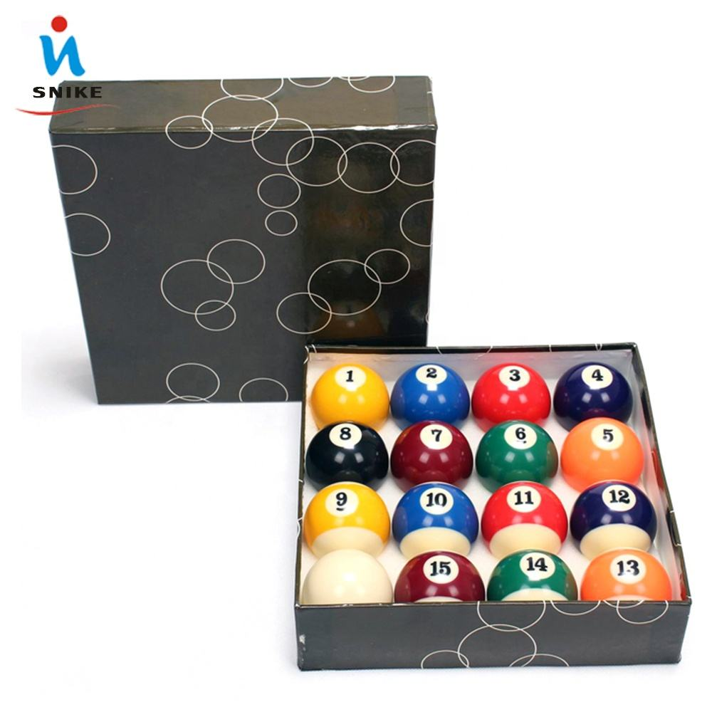 xinkang Professional custom pool billiard 8 ball