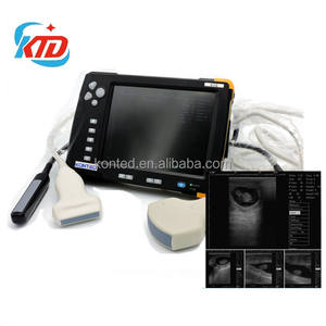 Equine/Cattle/Cow/Camels/Goat/Dog/Cat Veterinary Ultrasound Machine/Equipment/Device