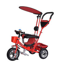 China Wholesale Three Wheel Tricycle Bike Radio Flyer Deluxe Steer & Stroll Tricycle