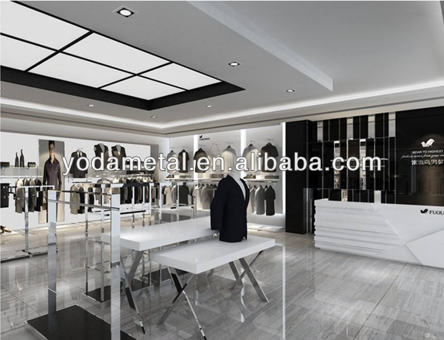 Retail Shop Fittings/ Professional Manufacturer with Design Team
