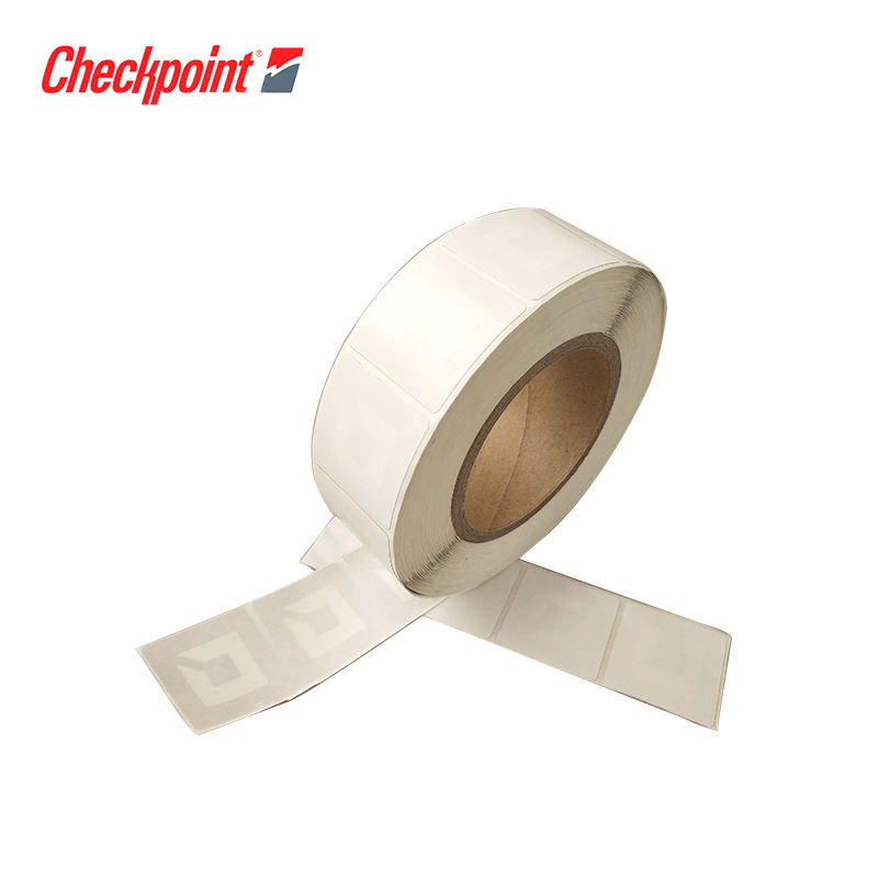 30mmx40mm EAS ANTI-THEFT SECURITY CHECKPOINT SOFT LABEL TAG 1000PCS 8.2 MHZ