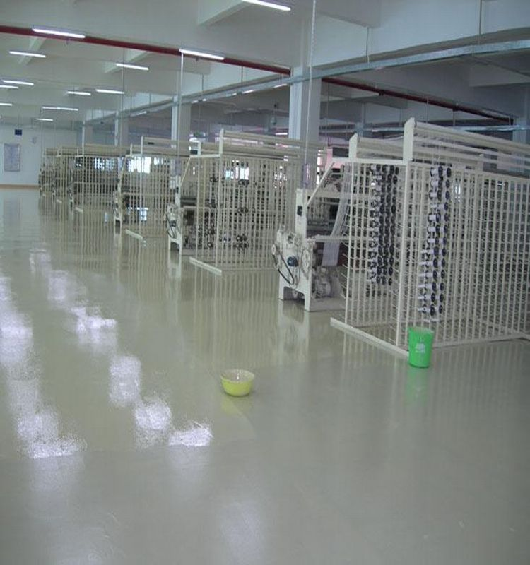 Oil Based Scratch Resistant car parking epoxy flooring coating