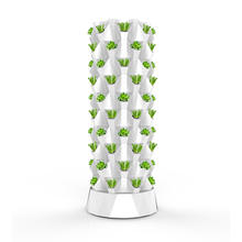ONEONE Modern style  self watering hydroponic grow vertical garden planter
