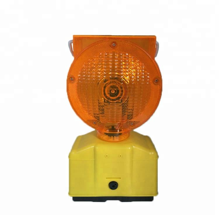 ultra bright LED road safety traffic warning solar blinker light