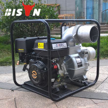 BISON(CHINA)China BS60 6Inch Electric Start Gasoline Water Pump With 192F 16HP Engine