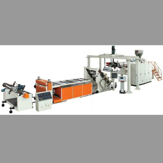 MACHINE D'EXTRUSION de FEUILLE D'ABS