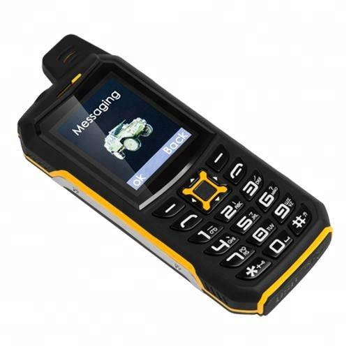 Cheap Qtech GC21 IP67 Waterproof Dual Mode CDMA GSM Senior Mobile Phones