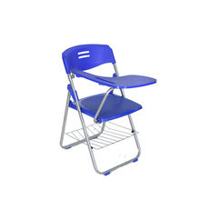High Quality Popular Plastic Training Chair With Writing Board
