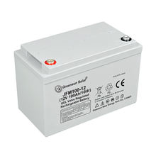 2Years warranty 12v 100ah lead carbon battery 12 volt 100ah deep cycle gel battery