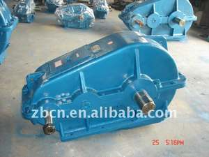 ZQ,JZQ series gear reducer , gearbox