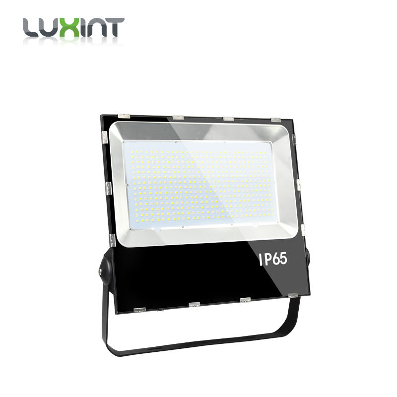 LUXINT IP65 Waterproof DC10-28V Safety Voltage TGS Floodlights 10w-400w Commercial lighting 100watt Led Flood Light