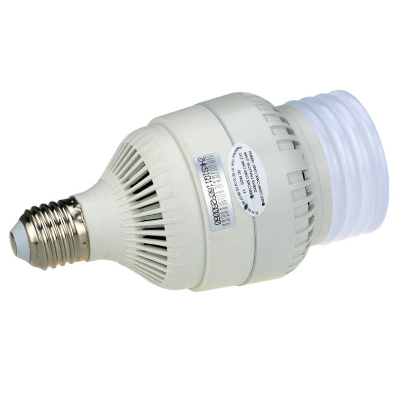 40W e26 e27 led bulb 90-277V Dia.80*H149mm to replace HPS 200W 210degree beam angle