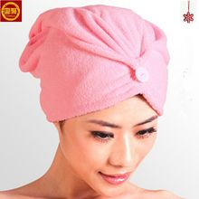 Promotional Prices! Coral Fleece Hair-drying Towel Cap Hair Wraps/Magic Fast Dry Towel/ Hair-drying cap