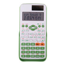 Customized 10 Digits Students Using Solar Power Scientific Calculator