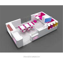Wonderful nail salon furniture hot sale nail bar design