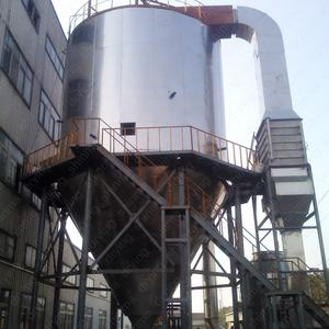 LPG Model Corn/Cassava Starch Spray Dryer