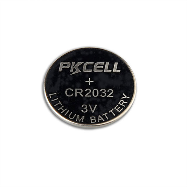 PKCELL LiMno2 3V coin battery CR2016 CR2032 CR2025 CR1620 CR2477 Lithium button cell