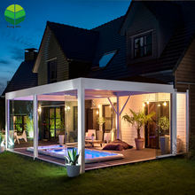 New design Outdoor Factory Wholesale garden gazebo pavilion