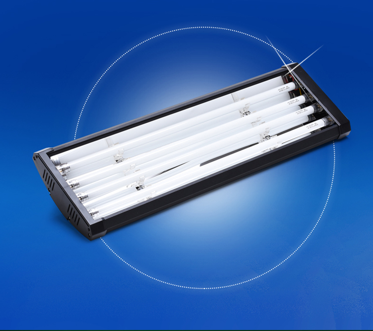 Led AquariumライトOdyssea Intelligent High Power Flourscent Light 20 24 36 48 60 72 inchT5 Led Aquarium Lighting