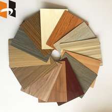 High Quality Wood Grain Solid Color Decorative High-Pressure Laminate