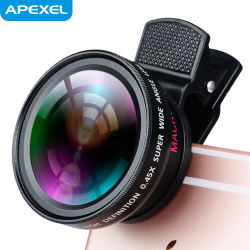best selling products 2018 clip 37mm mobile phone wide angle lens