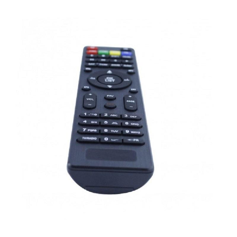 Nobel TV Remote Control dengan Gaya Wiredrawing Permukaan
