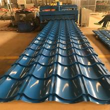 colored coated aluminum roofing sheet and building materials