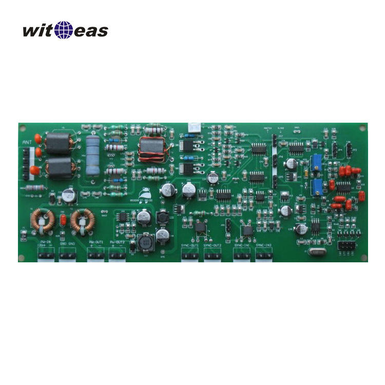 8.2MHz 95100 DSP RF dual panels EAS boards