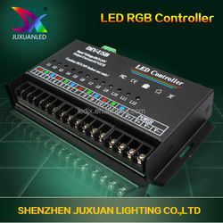 High quality led pixel controller sd card dvi led controller software for led card controller