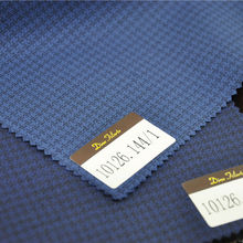 Filarte China 100 wool super 110's small texture fabric for suits and trousers