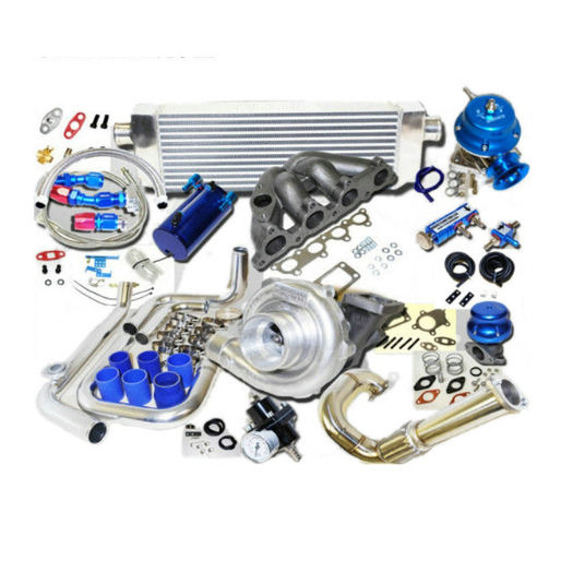 Wholesale Complete Turbo Kits for Hon*da Civic D Series EX/Si 1.6L SOHC VTEC I-4 125HP D16Z6