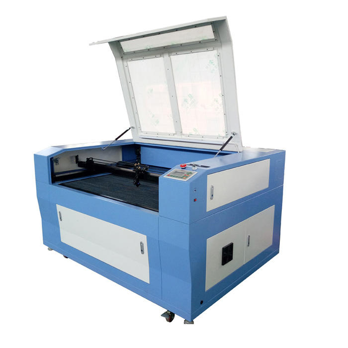 Jinan manufacturer alibaba co2 laser cutting engraving machine price for Panel signs/precision Equipment