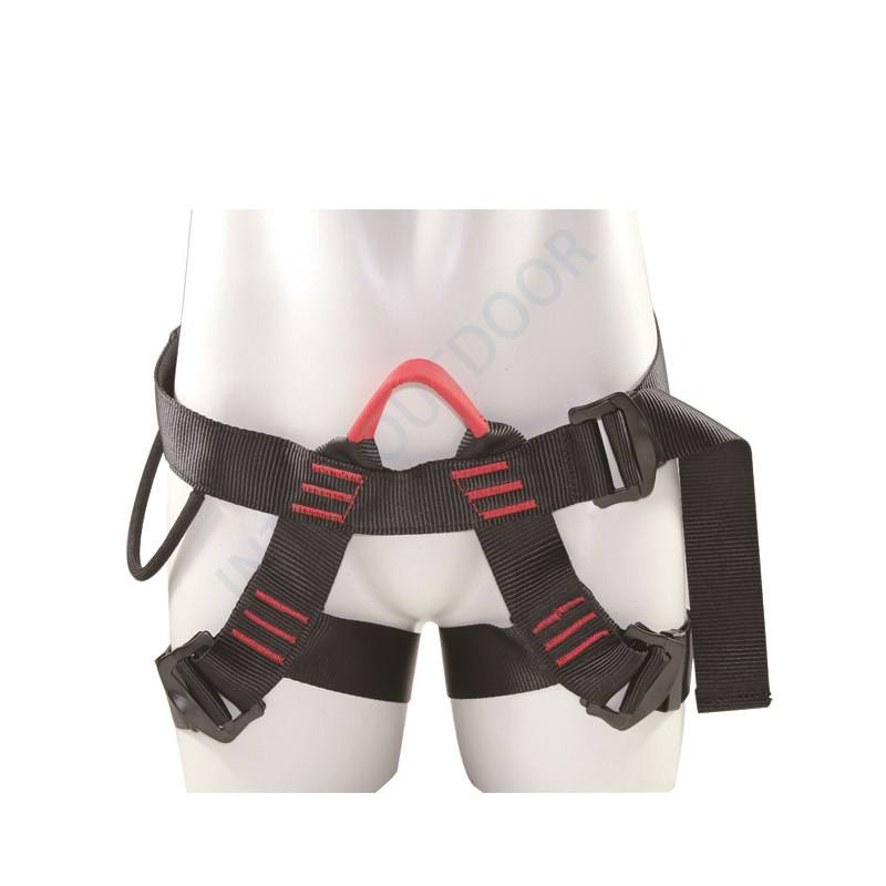 Cheap price half body climbing harness for sale