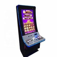 Curved screen duo fu duo cai casino Jackpot slot game machines for sale