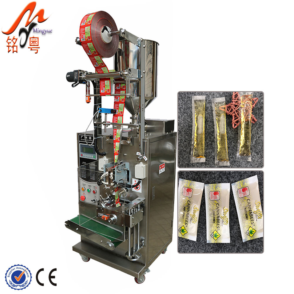 Fully automatic beverages alcoholic cocktails liquid packing machine 50ml