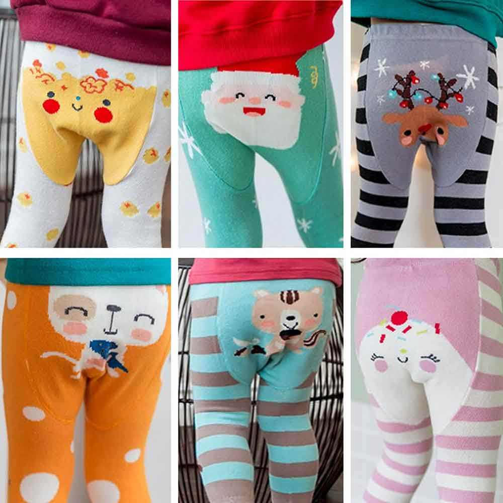 Fashion Cute baby and kids PP pants baby girls leggings