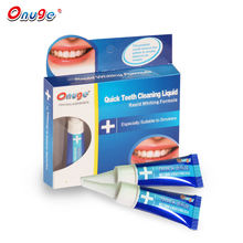 Non Peroxide Teeth Whitening Gel Pen Smile Self White Tooth Kit Teeth Whitening Liquid for Smoker