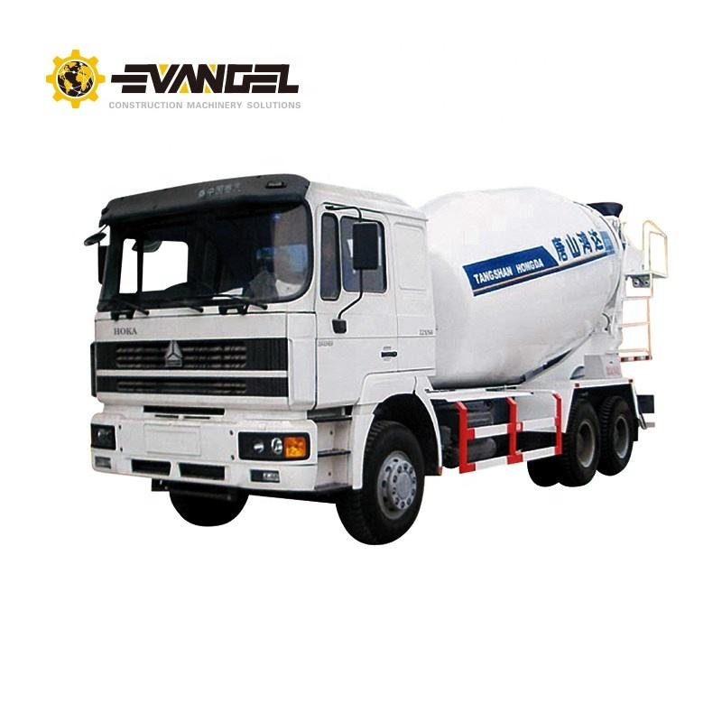 SINOTRUK HOWO chassis 12m3 concrete mixer truck G12ZZ with 8m3/10m3/16m3 for choosing
