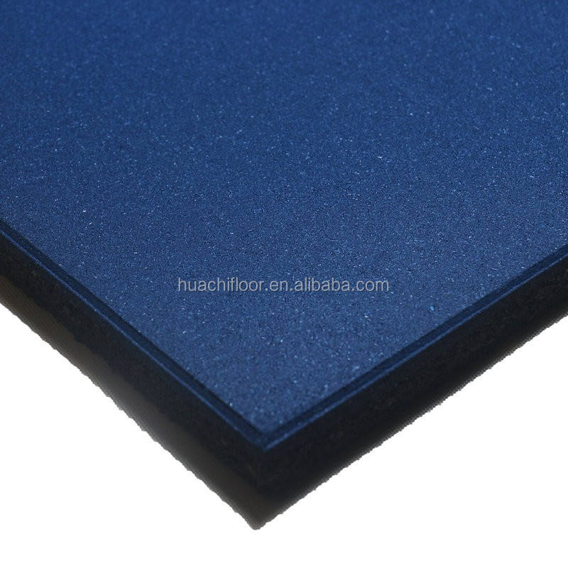 GYM fitness high density EPDM rubber floor matting
