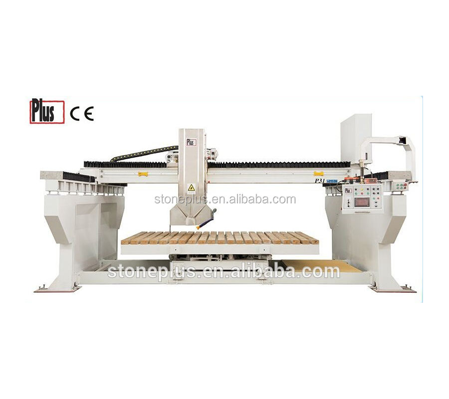 P31 hot sale cnc router Pendant control cutting italian stone saw