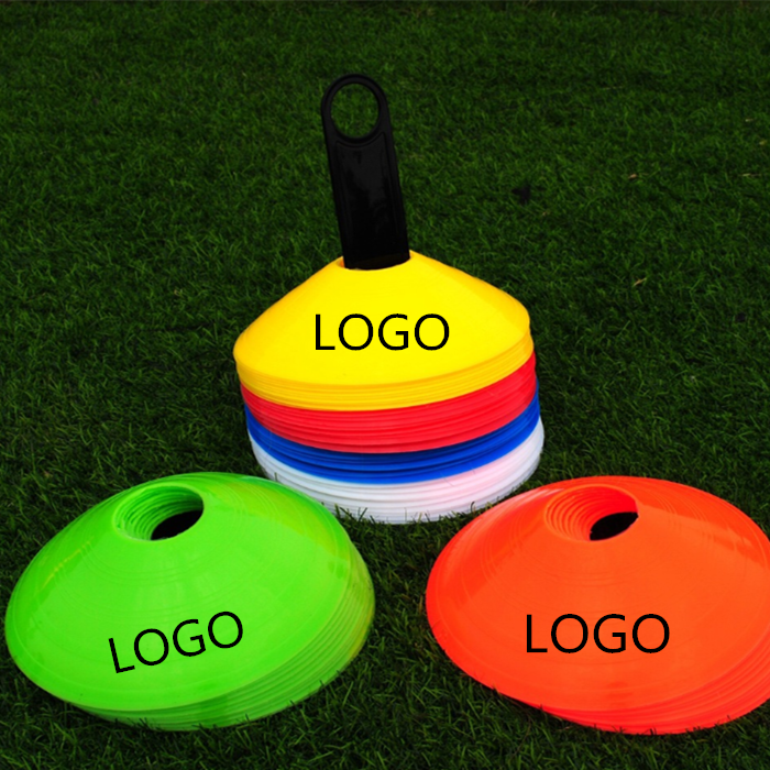 hot sell Cheap price customized logo print Soccer training cone soccer Disc Cone