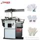 Professional Computerized Hand Gloves Making Machine Cotton Used Glove Knitting Machine Price