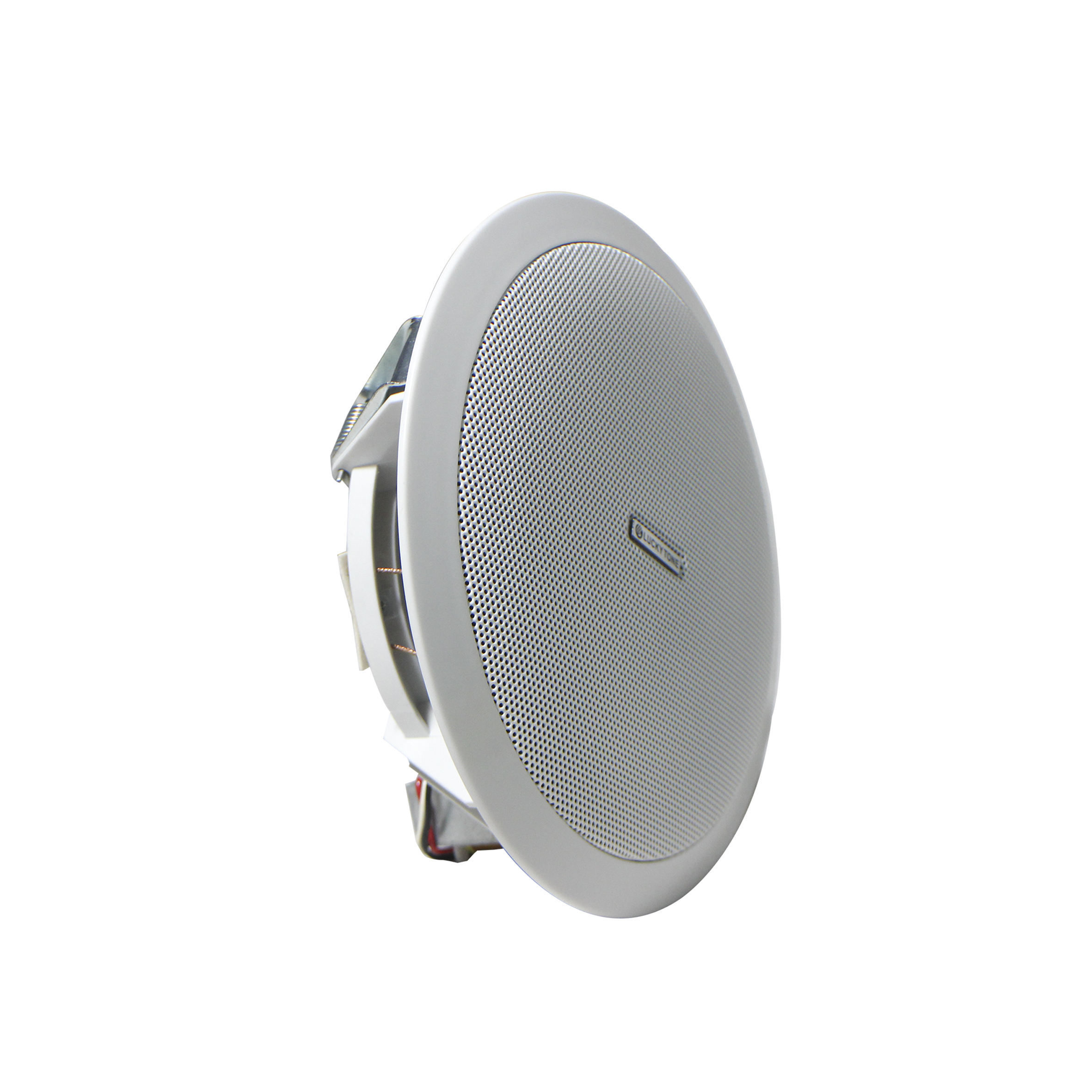 Public address system 100V 10W 8 inch full range ceiling speaker ABS loudspeaker cheap price but good quality sound CP-810