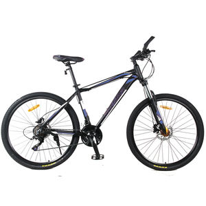 New design double disc brake mountain bike, 2020 used mountain bicycle bicicleta 27.5,factory price mountain bike mtb